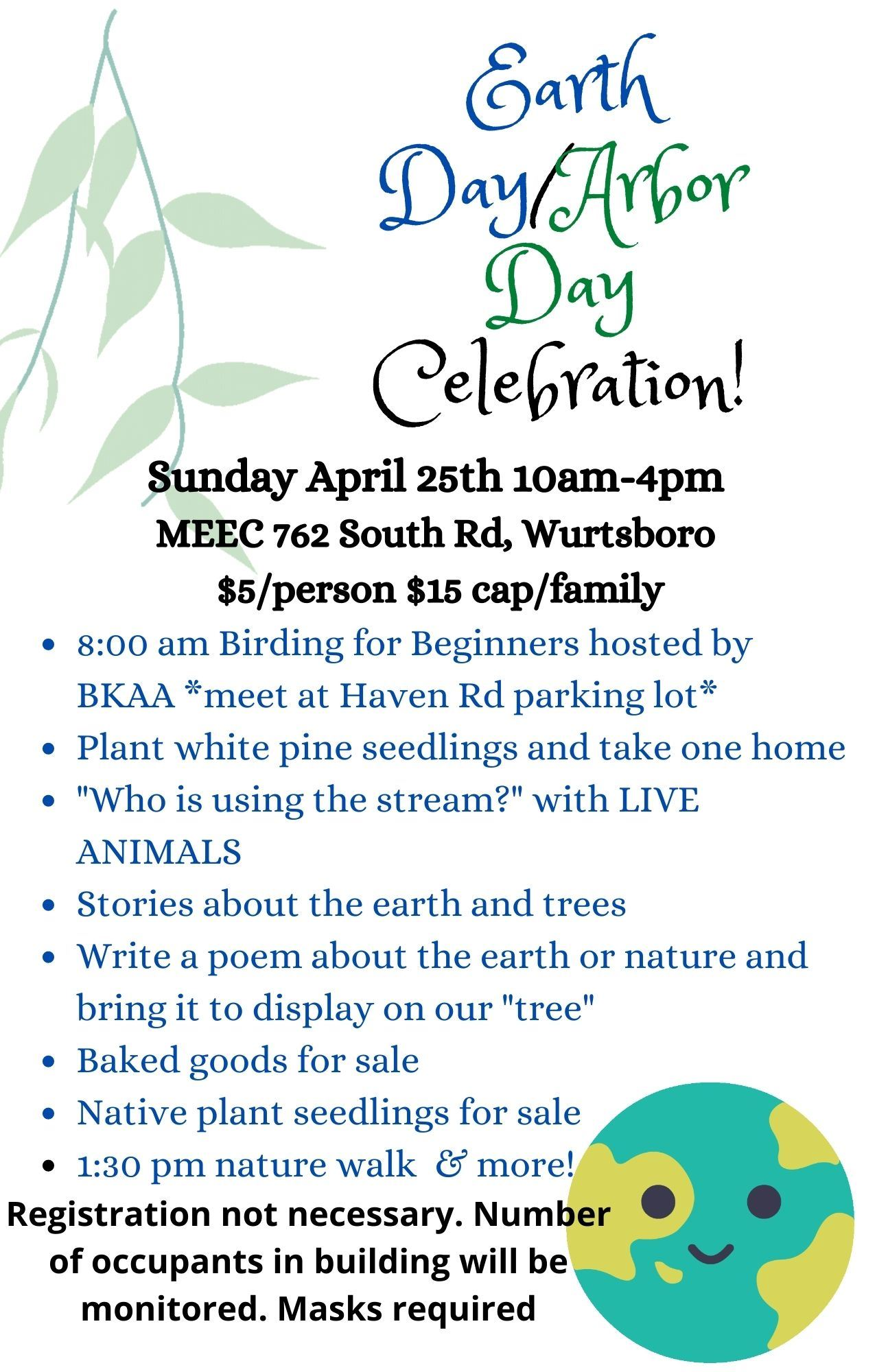 Earth Day_Arbor Day Celebration!